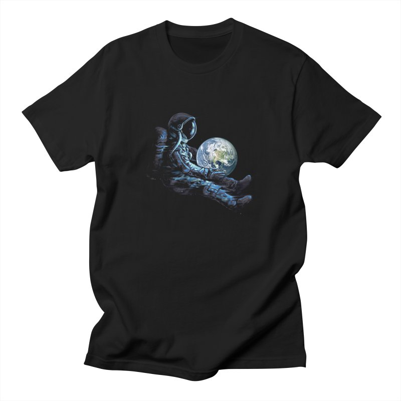 Earth Play Women's Regular Unisex T-Shirt by nicebleed