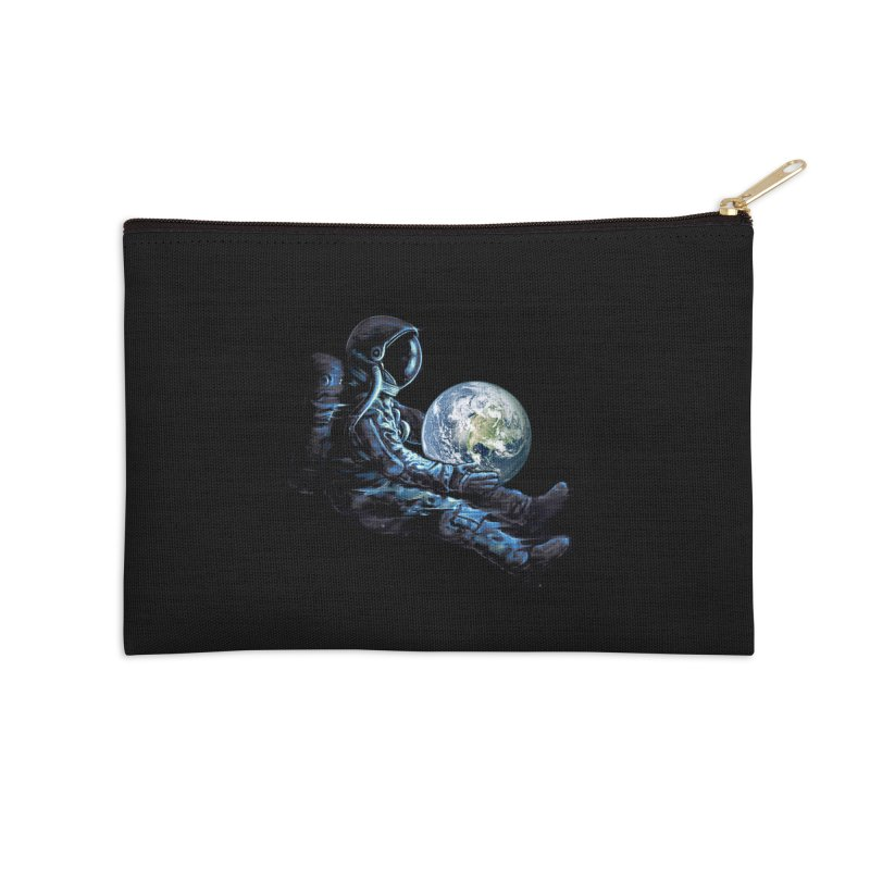 Earth Play Accessories Zip Pouch by nicebleed
