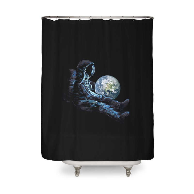 Earth Play Home Shower Curtain by nicebleed