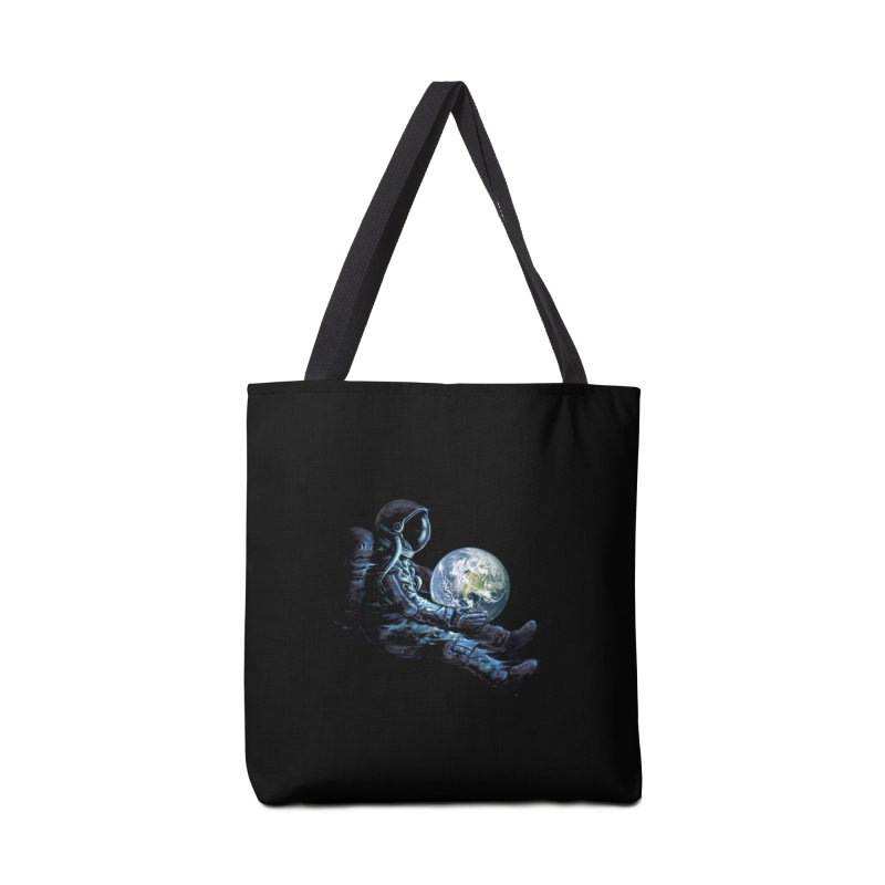 Earth Play Accessories Bag by nicebleed