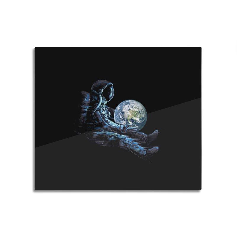 Earth Play Home Mounted Acrylic Print by nicebleed