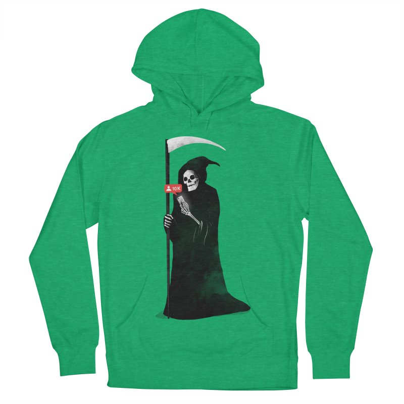 Death's Followers Everyday Men's French Terry Pullover Hoody by nicebleed