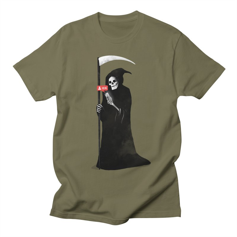 Death's Followers Everyday Men's Regular T-Shirt by nicebleed