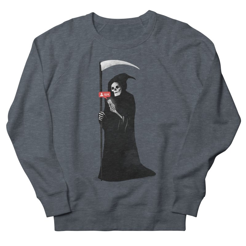 Death's Followers Everyday Women's French Terry Sweatshirt by nicebleed