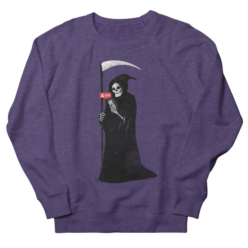 Death's Followers Everyday Men's French Terry Sweatshirt by nicebleed