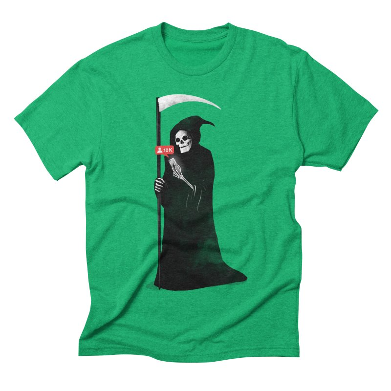 Death's Followers Everyday Men's Triblend T-Shirt by nicebleed