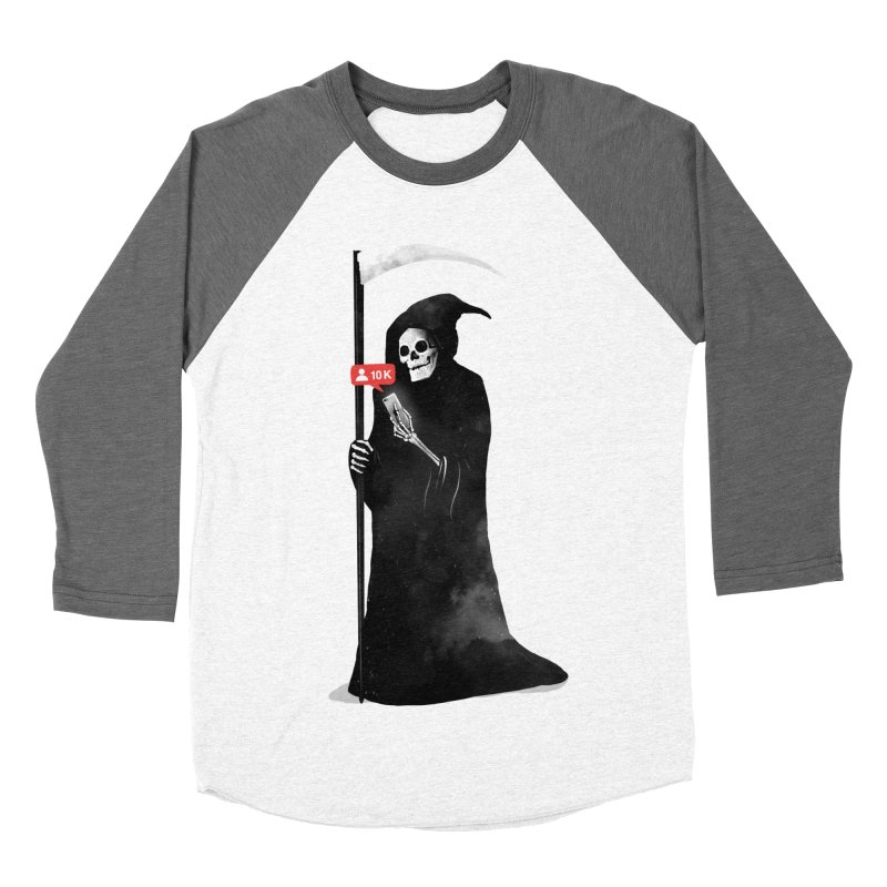 Death's Followers Everyday Men's Baseball Triblend Longsleeve T-Shirt by nicebleed