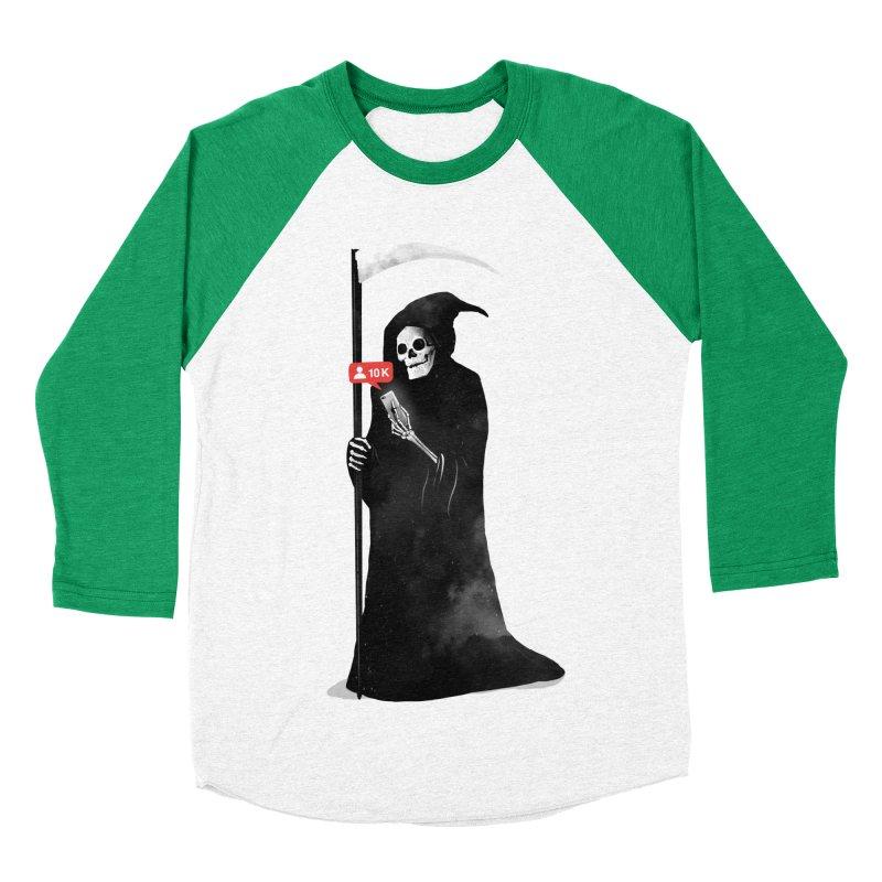 Death's Followers Everyday Men's Baseball Triblend Longsleeve T-Shirt by nicebleed