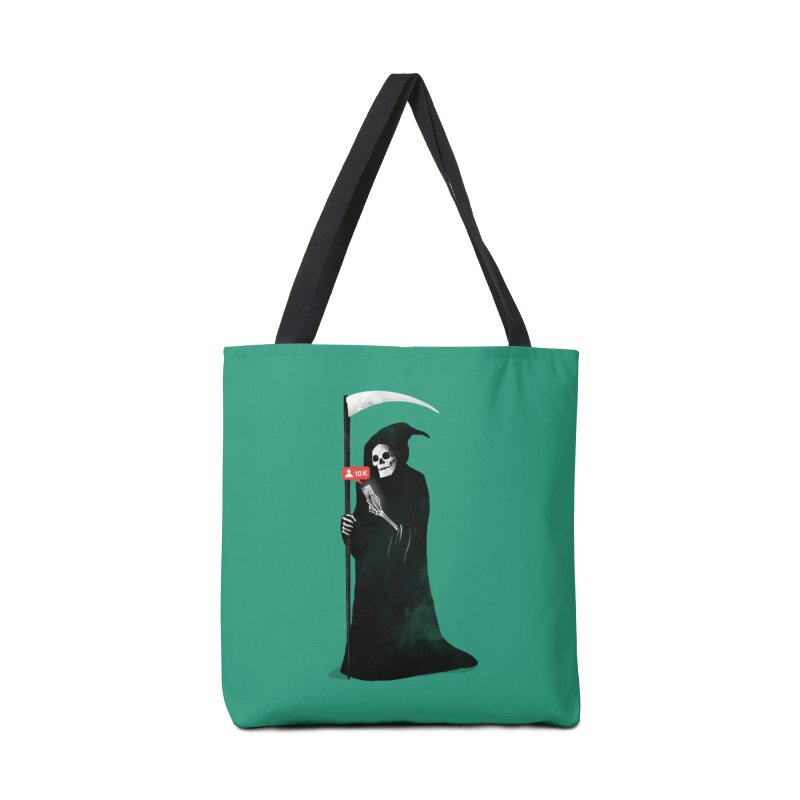 Death's Followers Everyday Accessories Bag by nicebleed