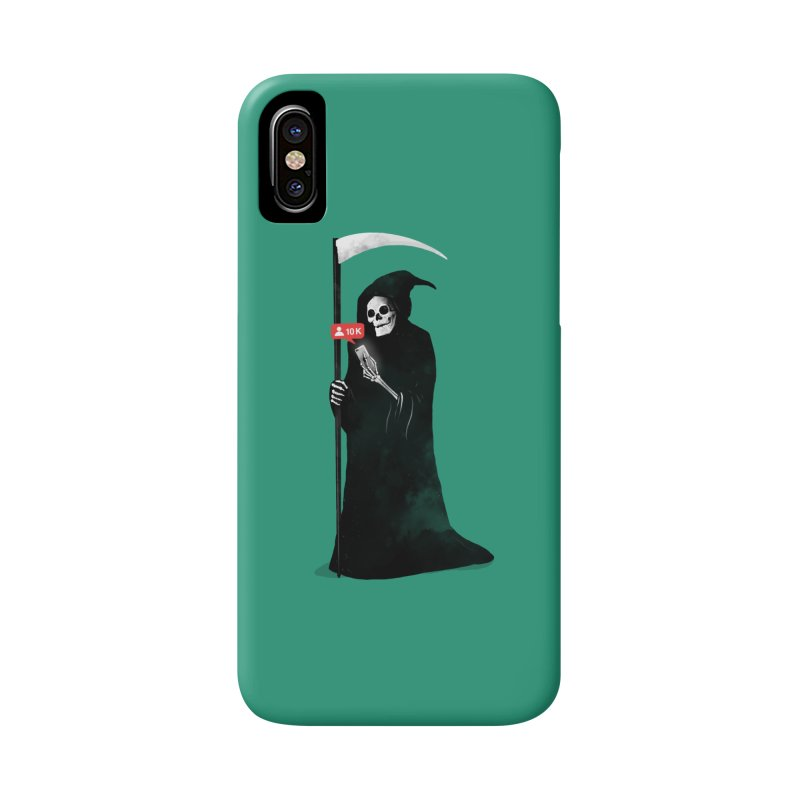 Death's Followers Everyday Accessories Phone Case by nicebleed