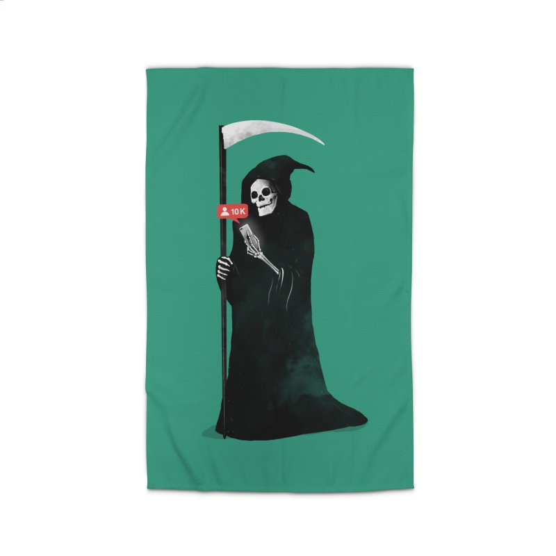 Death's Followers Everyday Home Rug by nicebleed