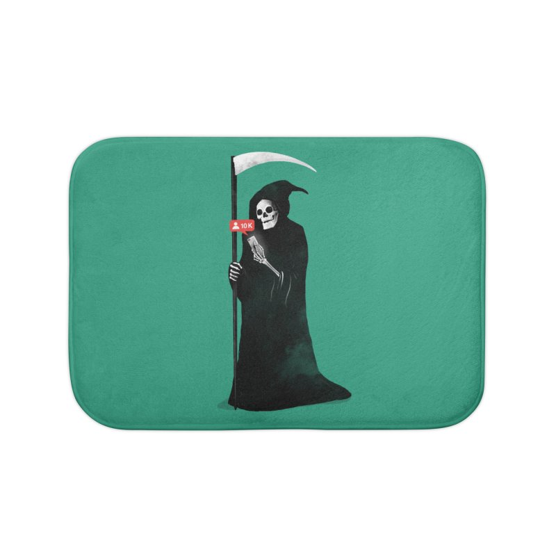 Death's Followers Everyday Home Bath Mat by nicebleed