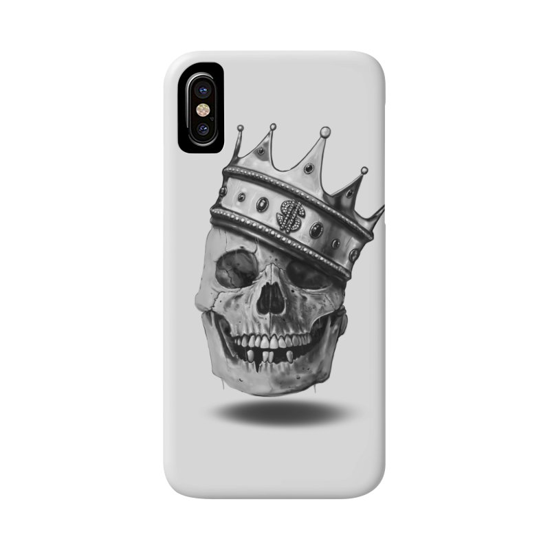 The Hustler Accessories Phone Case by nicebleed