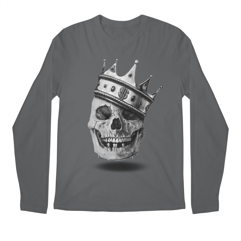 The Hustler Men's Regular Longsleeve T-Shirt by nicebleed