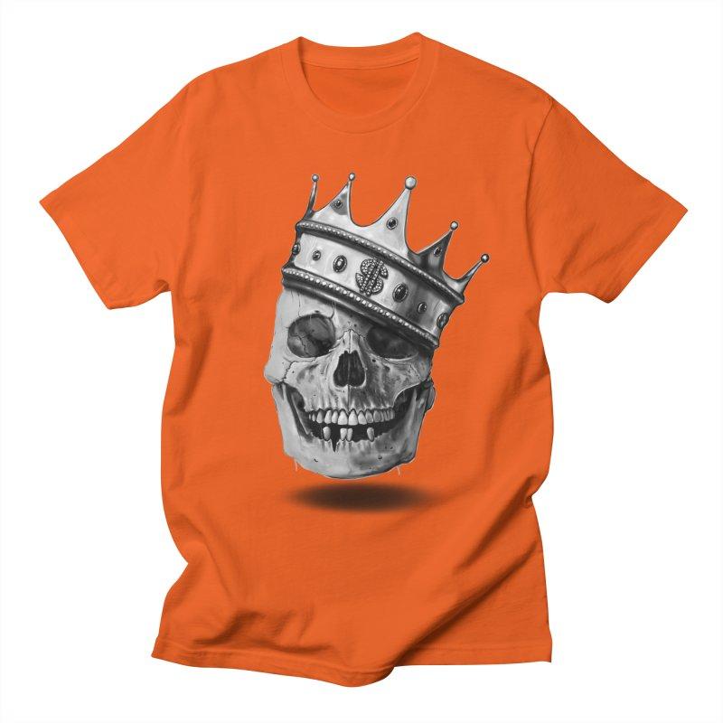 The Hustler Women's Regular Unisex T-Shirt by nicebleed