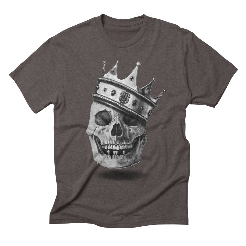 The Hustler Men's Triblend T-Shirt by nicebleed