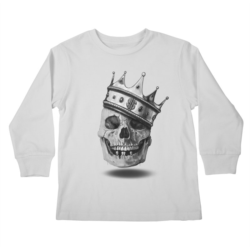 The Hustler Kids Longsleeve T-Shirt by nicebleed
