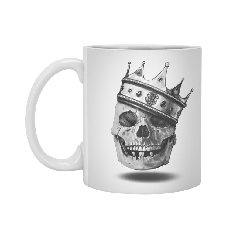 The Hustler Accessories Mug by nicebleed