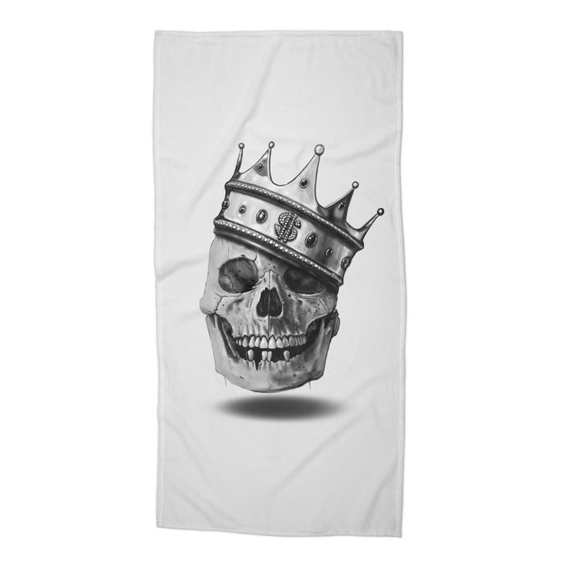 The Hustler Accessories Beach Towel by nicebleed