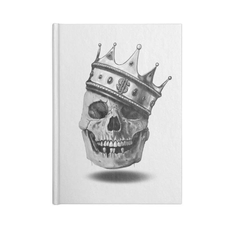The Hustler Accessories Notebook by nicebleed