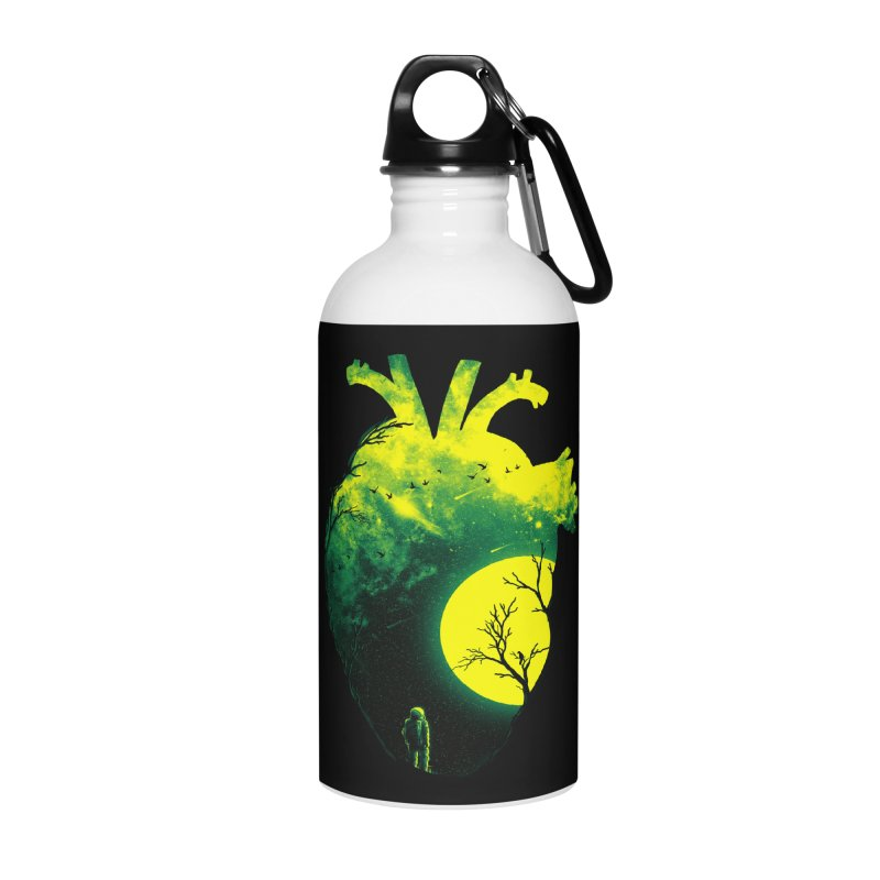 A Beat of Space 2 Accessories Water Bottle by nicebleed