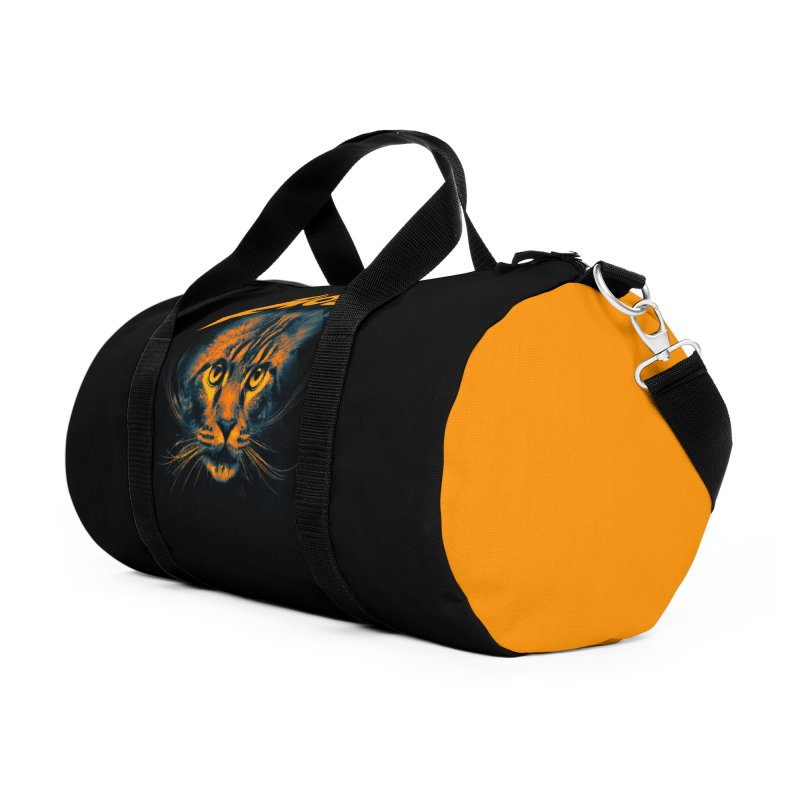 Meow Accessories Duffel Bag Bag by nicebleed