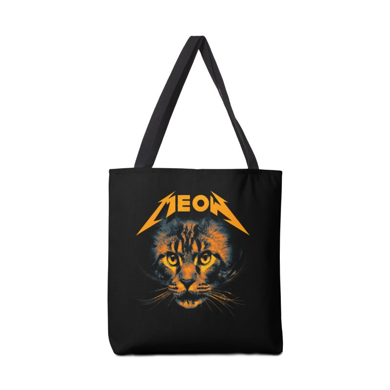 Meow Accessories Bag by nicebleed