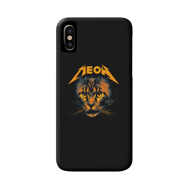 Meow Accessories Phone Case by nicebleed