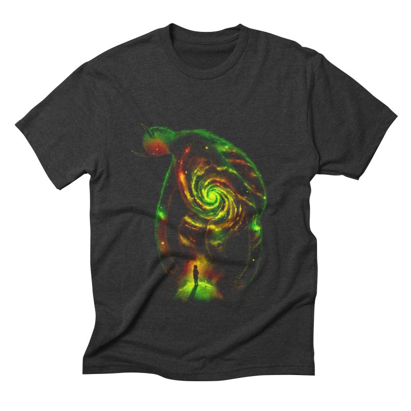 The Revelator Men's Triblend T-Shirt by nicebleed