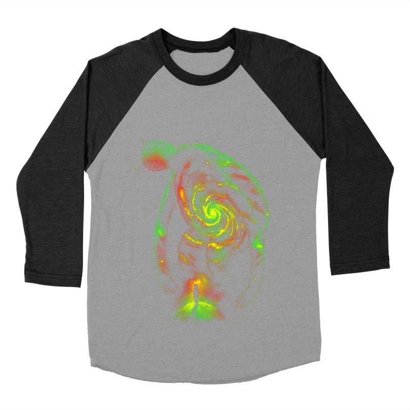 The Revelator Men's Baseball Triblend Longsleeve T-Shirt by nicebleed