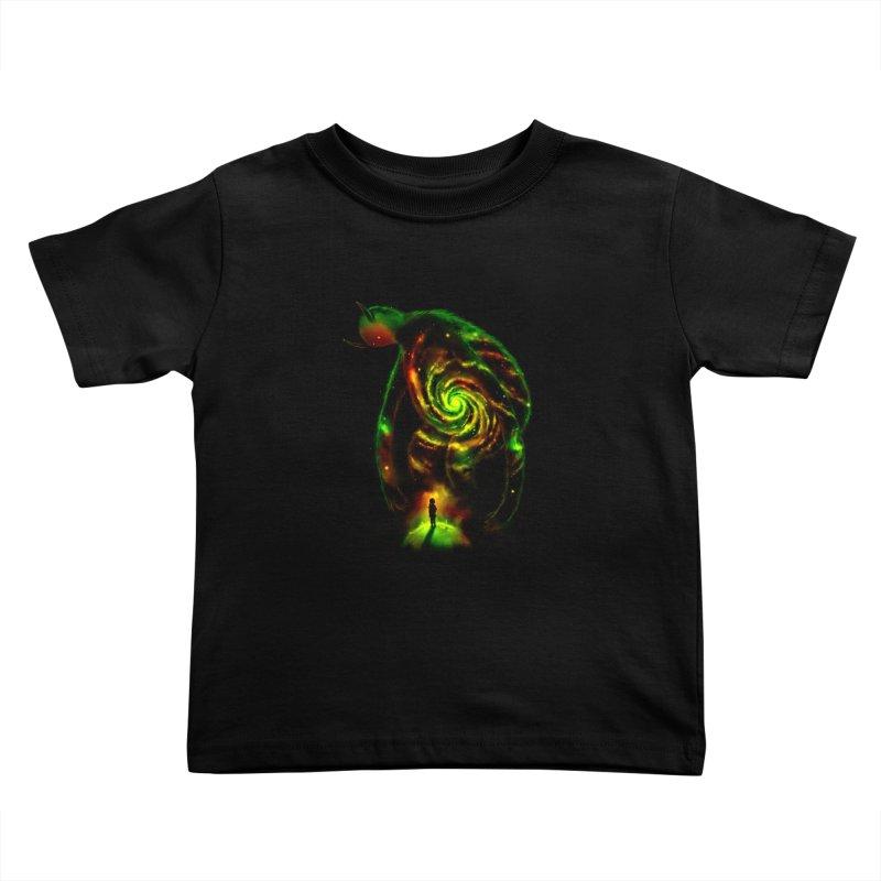 The Revelator Kids Toddler T-Shirt by nicebleed