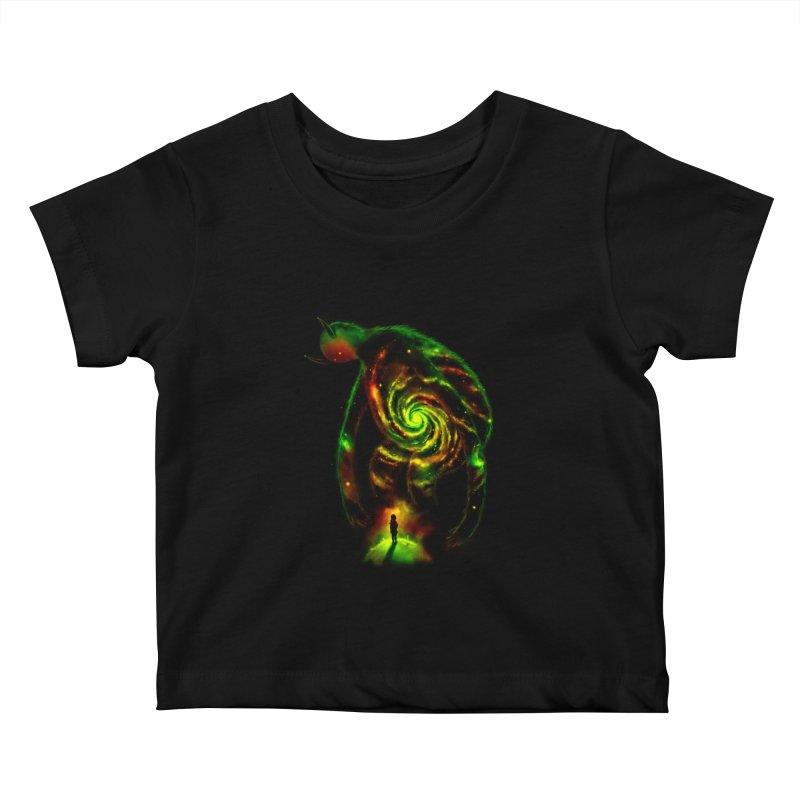 The Revelator Kids Baby T-Shirt by nicebleed