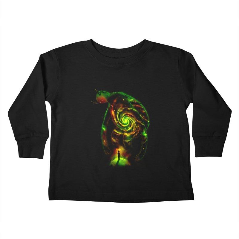 The Revelator Kids Toddler Longsleeve T-Shirt by nicebleed