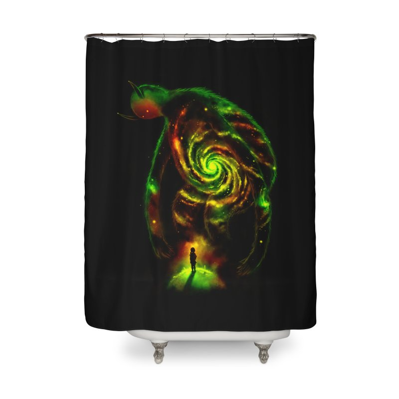 The Revelator Home Shower Curtain by nicebleed