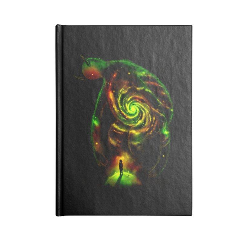 The Revelator Accessories Notebook by nicebleed