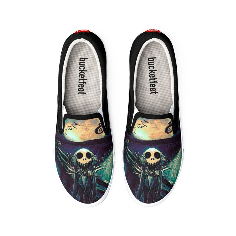 The Scream Before Christmas Women's Shoes by nicebleed