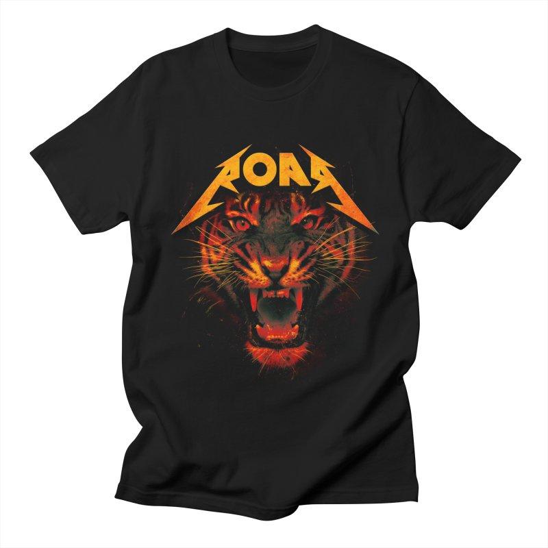 Roar Women's Regular Unisex T-Shirt by nicebleed