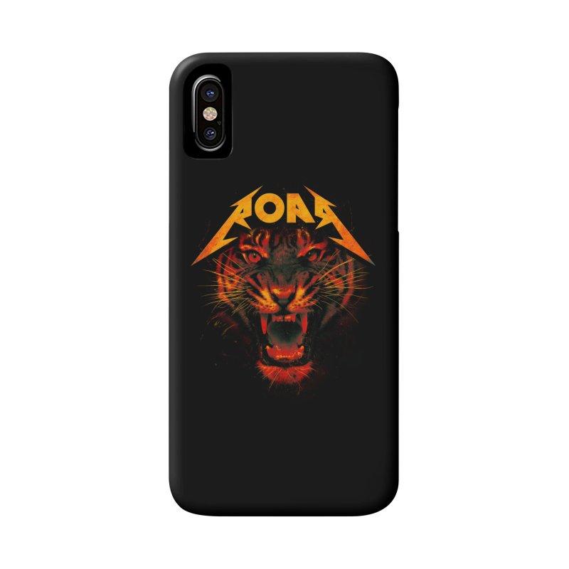 Roar Accessories Phone Case by nicebleed