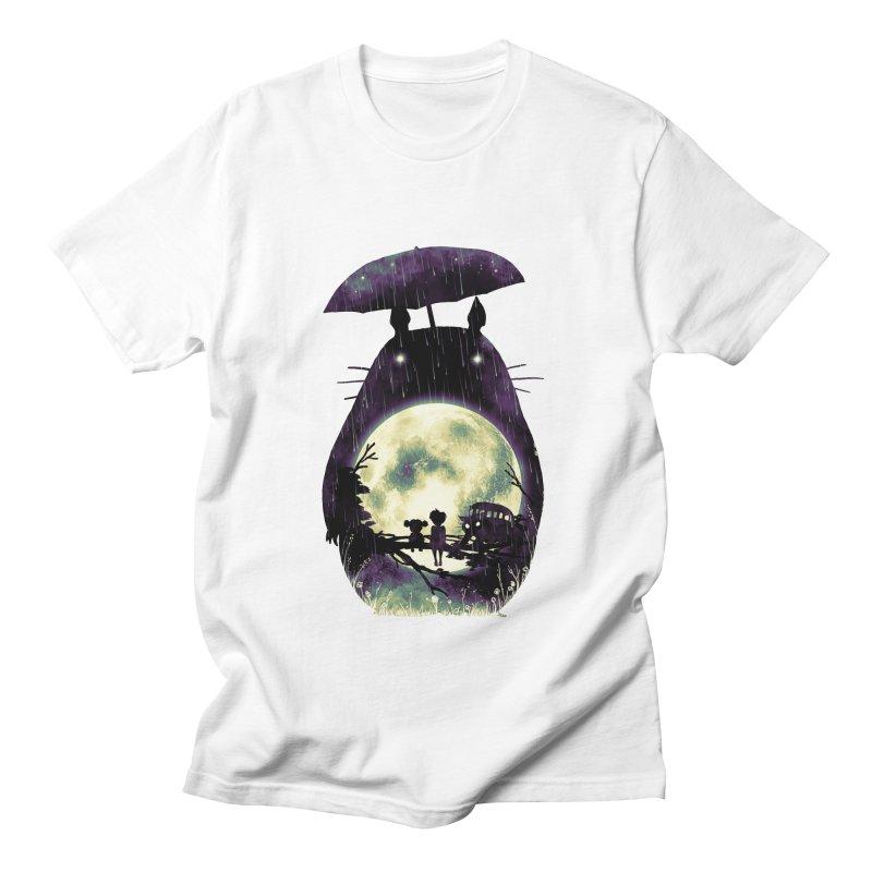 Totoro Women's Regular Unisex T-Shirt by nicebleed