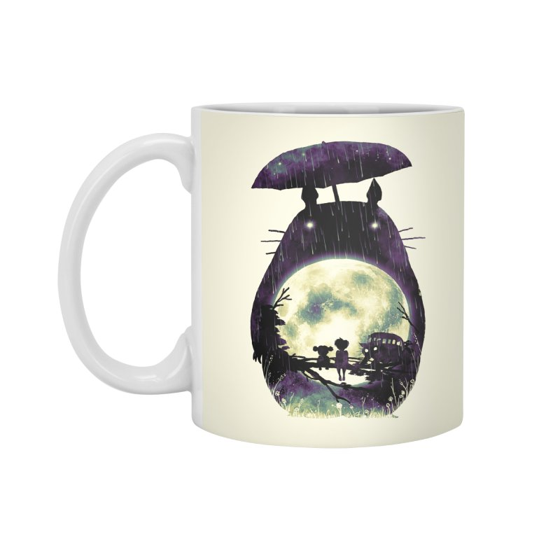 Totoro Accessories Mug by nicebleed