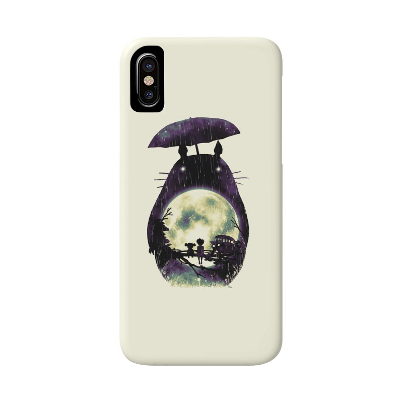 Totoro Accessories Phone Case by nicebleed