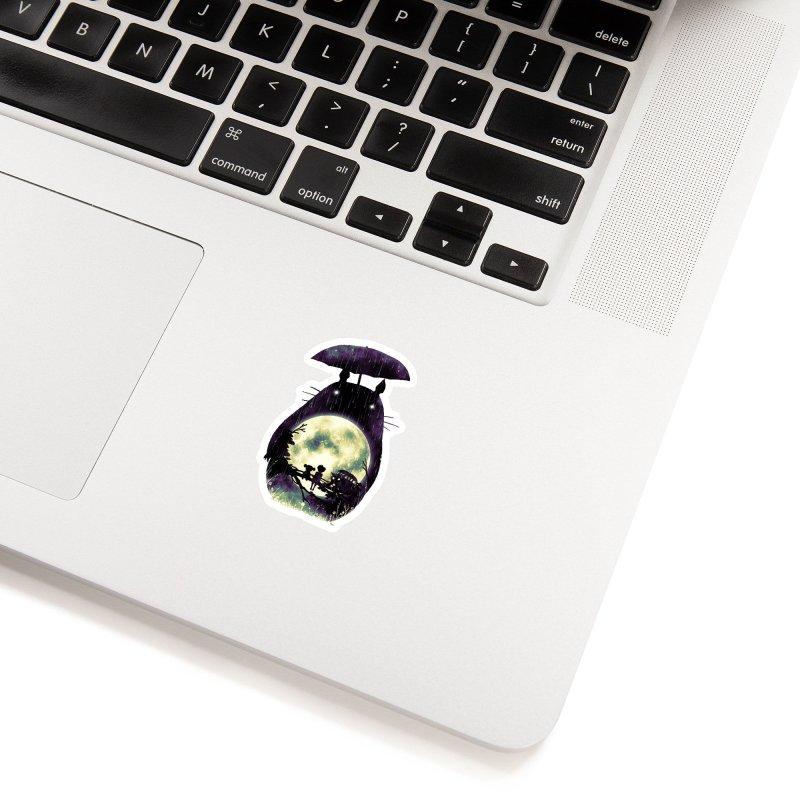 Totoro Accessories Sticker by nicebleed