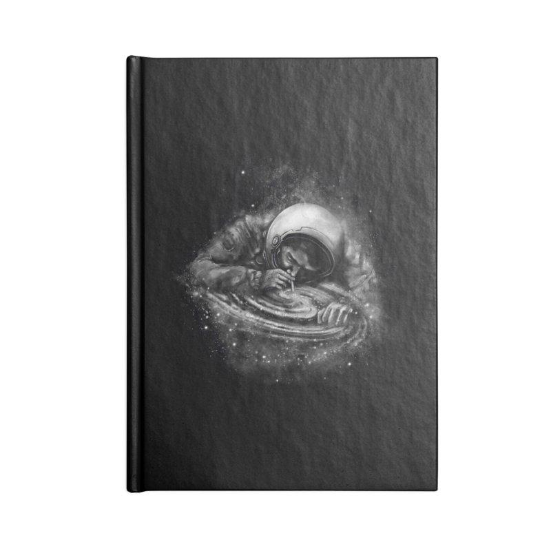 Space Junkie Accessories Notebook by nicebleed