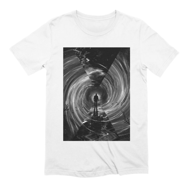 Spacetime Men's Extra Soft T-Shirt by nicebleed
