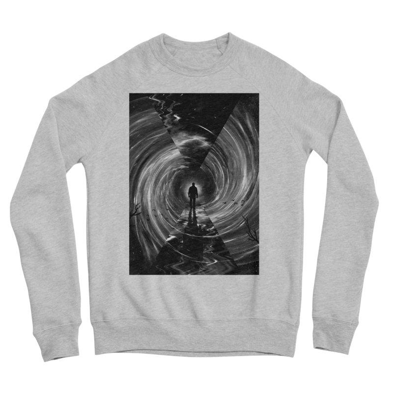 Spacetime Women's Sponge Fleece Sweatshirt by nicebleed