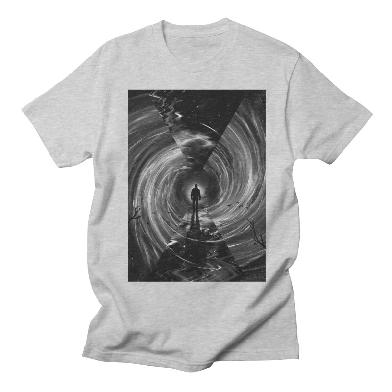 Spacetime Women's Regular Unisex T-Shirt by nicebleed