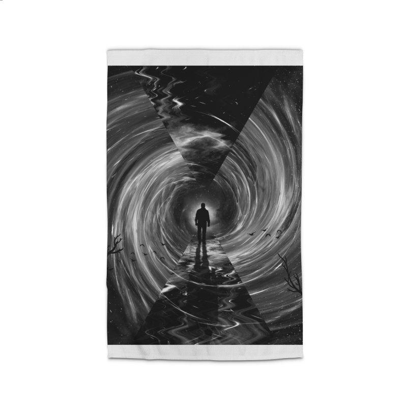 Spacetime Home Rug by nicebleed