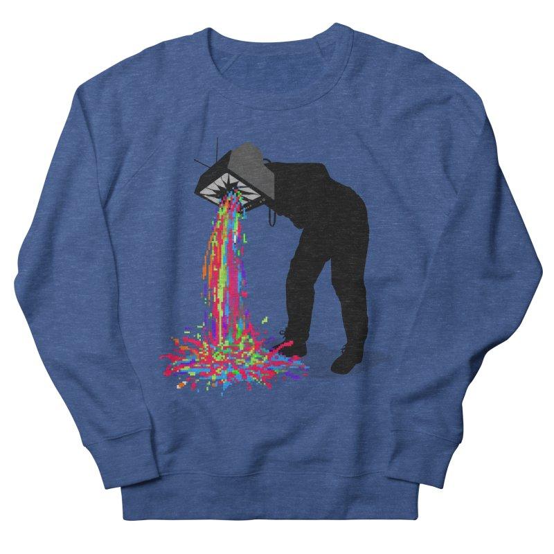 Pixel Vomit Women's French Terry Sweatshirt by nicebleed
