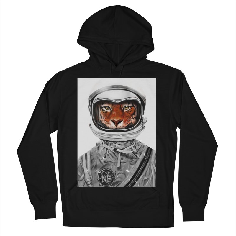 Astro Tiger BW   by nicebleed