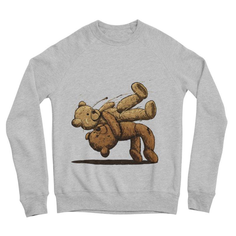 Bear Hug Women's Sponge Fleece Sweatshirt by nicebleed